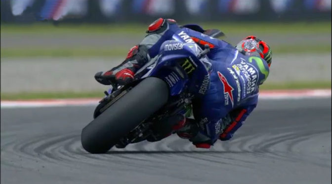 Maverick Vinales in Fuga